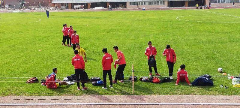 क्यारिन्टनमा बसेका फुटबल खेलाडीकोपहिलो चरणको पीसीआर परिक्षण साउन २३ हुने