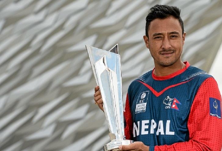 नेपाली राष्ट्रिय क्रिकेट टोलीका पूर्व कप्तान पारस खड्का कोरोना भाइरसबाट सङ्क्रमित