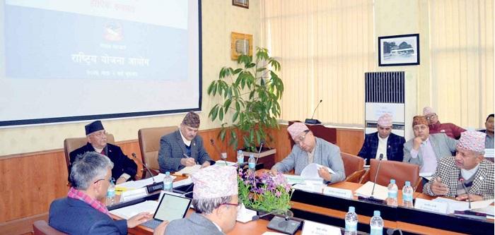 राष्ट्रिय विकास समस्या समाधान उपसमितिको बैठक सुरु, यस्तो छ भौतिकसहित पाँच मन्त्रालयको चौमासिक प्रगति