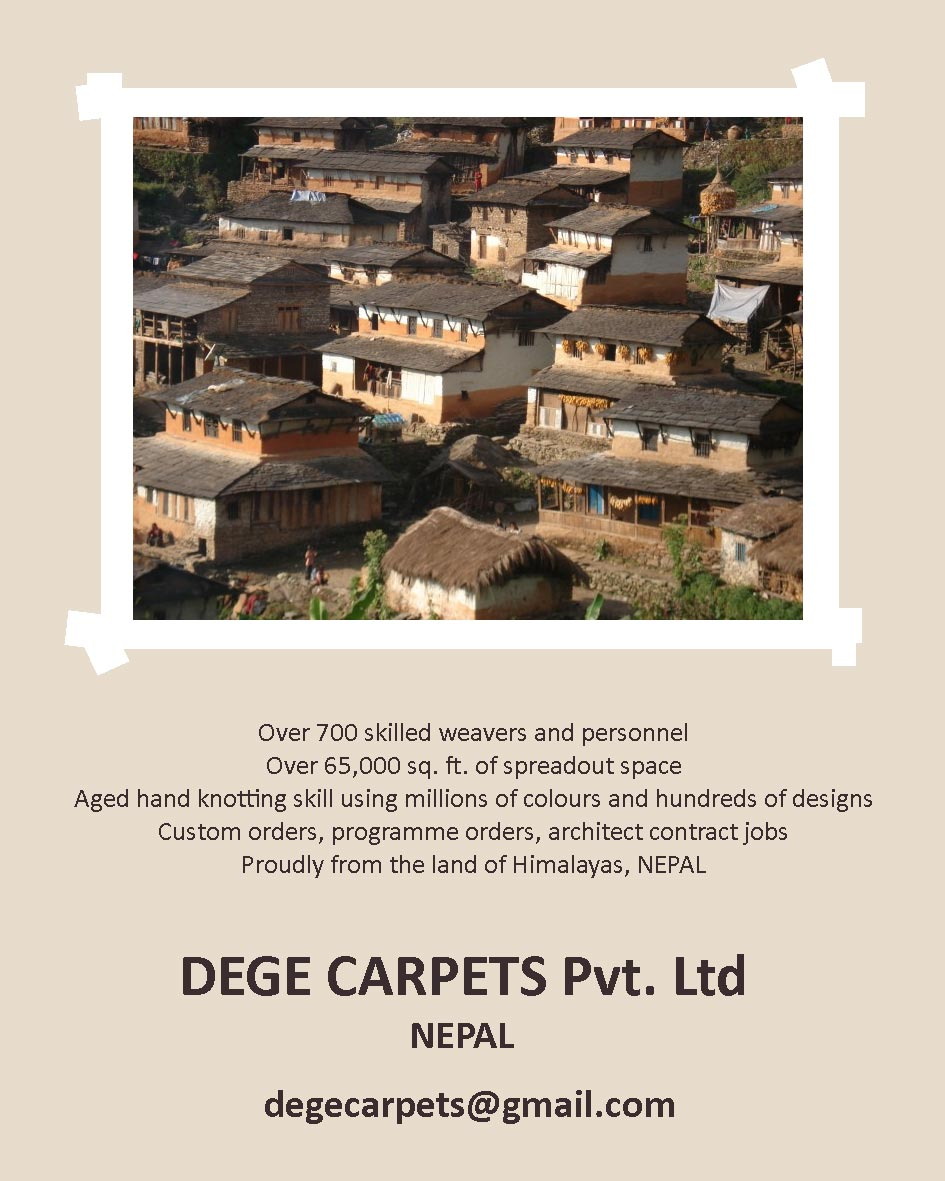 Dege Carperpts Pvt. Ltd