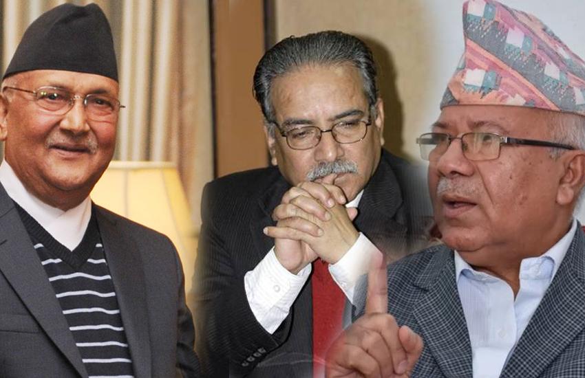 चीन र भारतको बीचमा नेपाल कम्युनिष्ट पार्टीभित्रका भविष्य