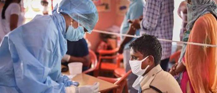 भारतमा कोरोना संङ्क्रमितको संख्या १५ लाख नाघ्यो