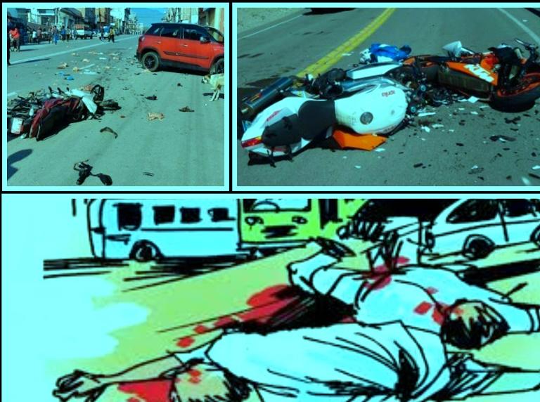 उपत्यकामा सवारी दुर्घटनामा १४५ को मृत्यु, दुईपाङ्ग्रे धेरै