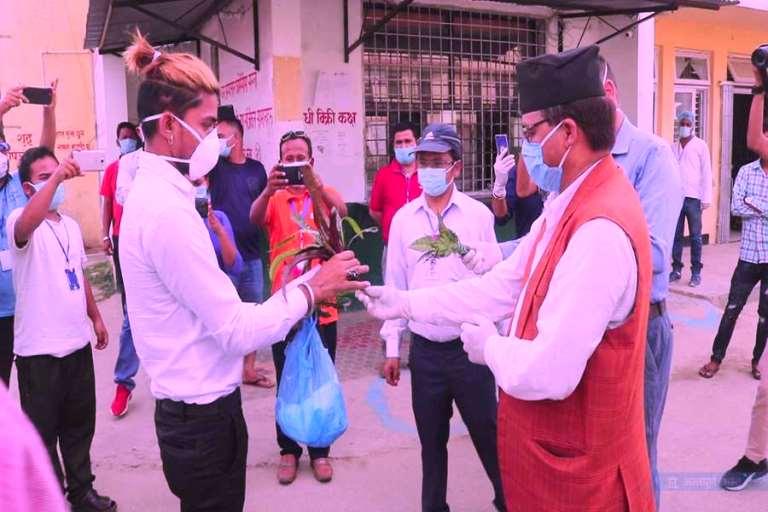 नेपालमा थप १४४ कोरोना संक्रमित, एक हजार ७०५ जना डिस्चार्ज