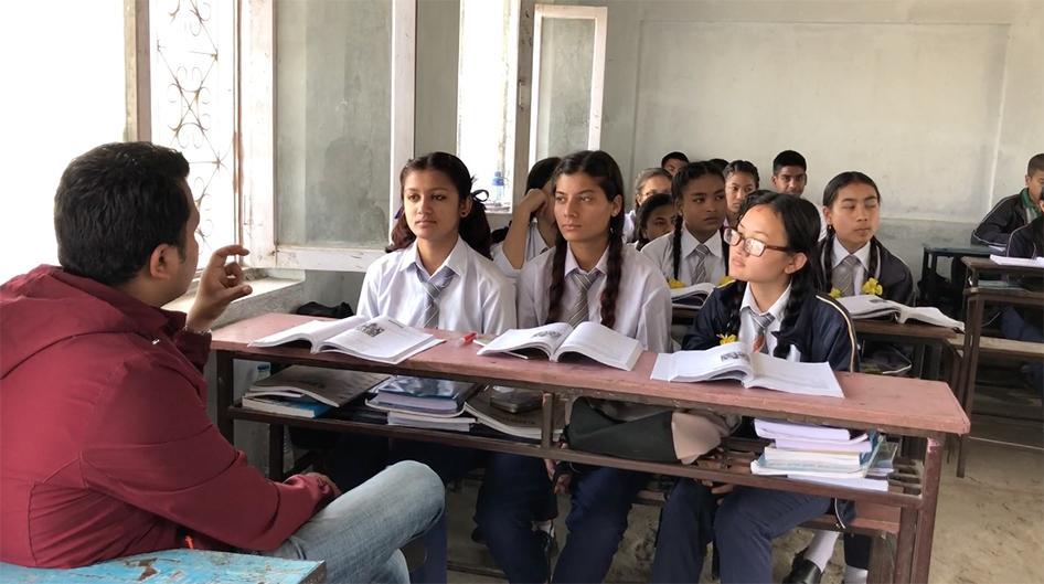 साउन १५ गतेदेखि विद्यालय खोल्ने तयारी  तिब्र