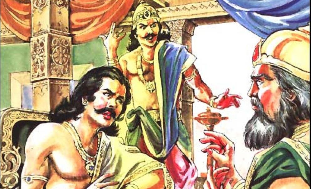 प्राण त्याग्नु केहि क्षण पहिले युवराज दुर्योधनले बताएका थिए आफ्ना यी तीन गल्ती