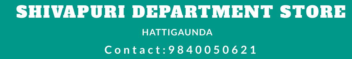 Shivapuri Department Store