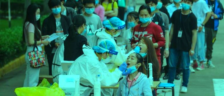 विश्वमा कोरोना संक्रमितको संख्या ९८ लाख नाघे