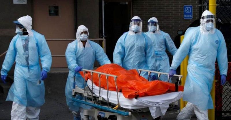 कोरोना भाइरसबाट मृत्यु व्यक्तिको संख्या १४ लाख भन्दा बढी र संक्रमितको संख्या ६ करोड नाघ्यो