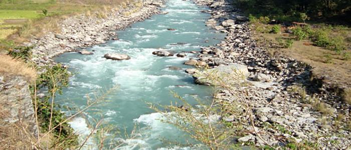तमोर–मेवा जलविद्युत् आयोजना बन्ने