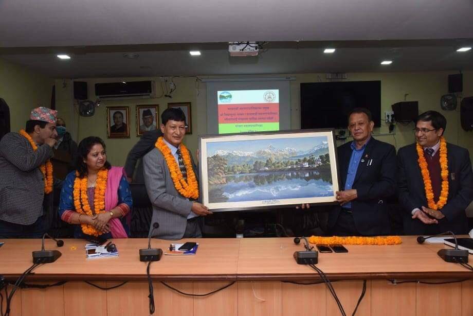 काठमाडौँका सम्पदा र पोखराको प्रकृतिलाई पर्यटनसँग जोडौ: मेयर शाक्य