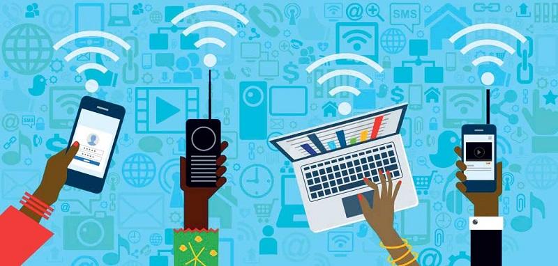 देशैभर उच्च गतिको ६९ प्रतिशत इन्टरनेट जडान