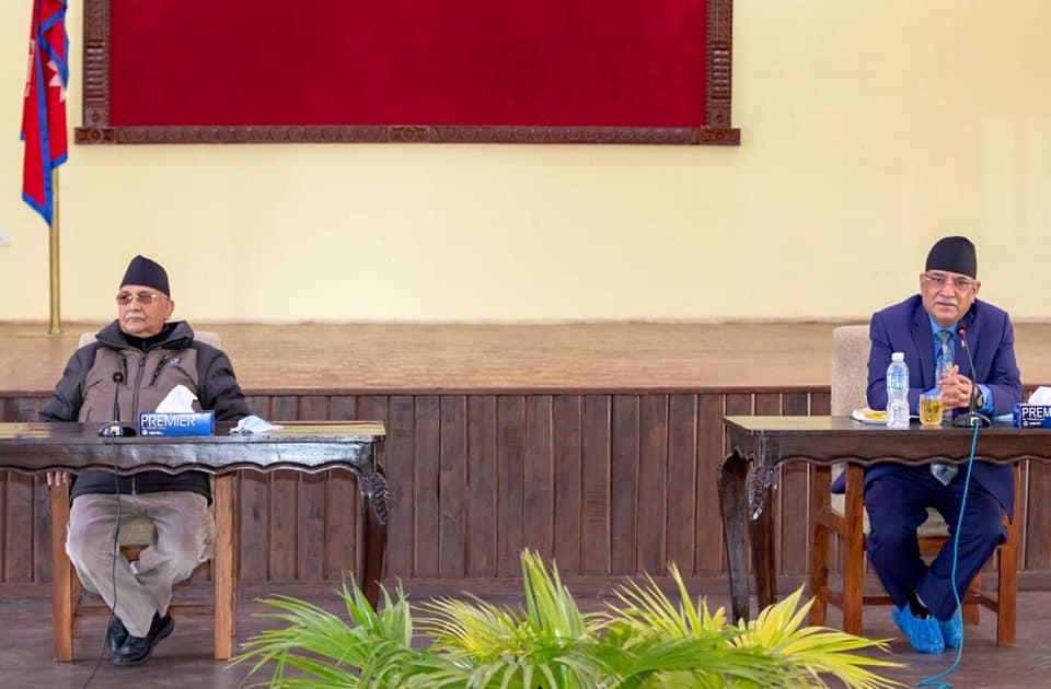 नेकपा सचिवालय बैठक सकियो(पूर्णपाठसहित)