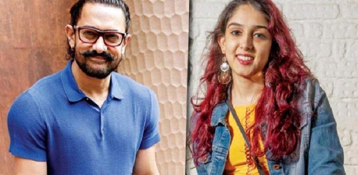 आमिर खानकी छोरीले भनिन, 'म ४ वर्षदेखि डिप्रेशनमा छु'