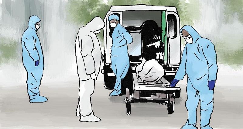 विदेशमा २ सय ८४ नेपालीको मृत्यु, ४२ हजार संक्रमित