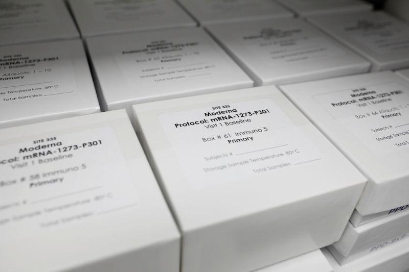 अमेरिकी कम्पनी मोडर्नाको भ्याक्सिन पाका मानिसको प्रतिरोधी क्षमता बढाउन सक्षम