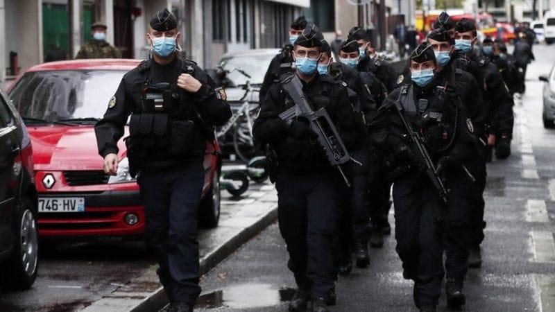 फ्रान्सको निस सहरमा चक्कु प्रहार गरी तिन जनाको हत्या
