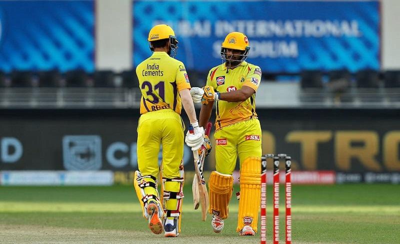 आईपीएलमा चेन्नेइद्धारा बैंग्लोर्र सँग ८ विकेटले पराजित