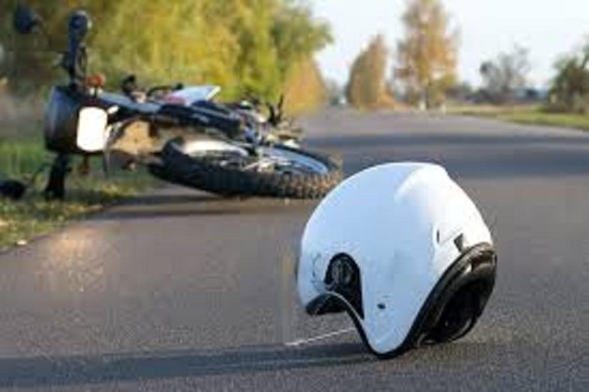 मोटरसाइकल अनियन्त्रित भई दुर्घटना हुँदा एक जनाको मृत्यु