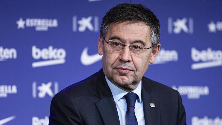 बार्सिलोनाका अध्यक्ष बार्टोमेउले दिए राजीनामा