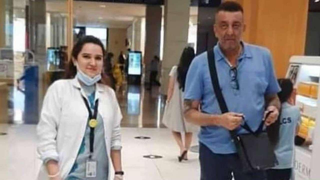 दुबईमा क्यान्सरको उपचार गराउदैँ सञ्जय दत्त