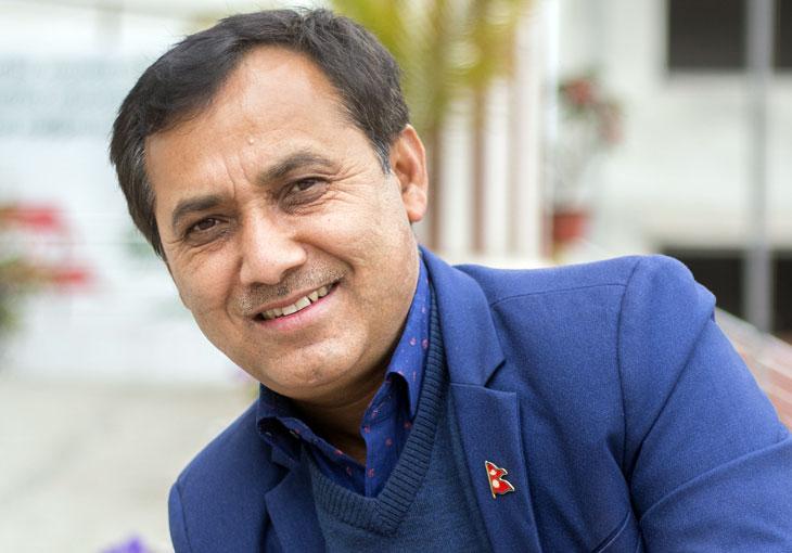 नेपाली कांग्रेस पार्टीलाई   प्रविधिमैत्री बनाउने निर्णय