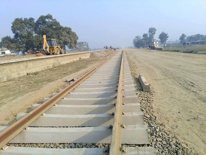 जनकपुर- जयनगर रूटमा चल्ने रेल सेट शुक्रबार नेपाल आउने