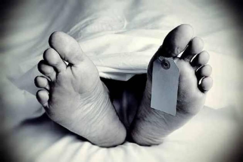 कोरोना संक्रमित महिलाको मृत्यु