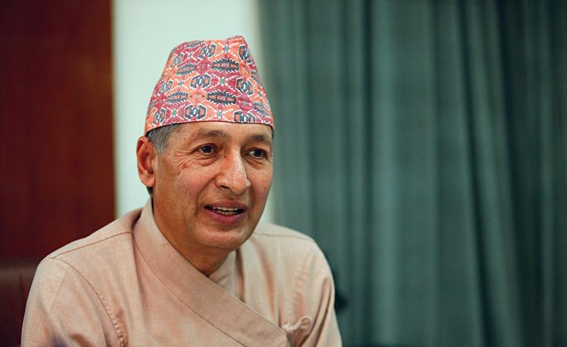 डा. युवराज खतिवडा छाया अर्थमन्त्रीकाे रुपमा ओलीका विशेष आर्थिक सल्लाहकार नियुक्त्त