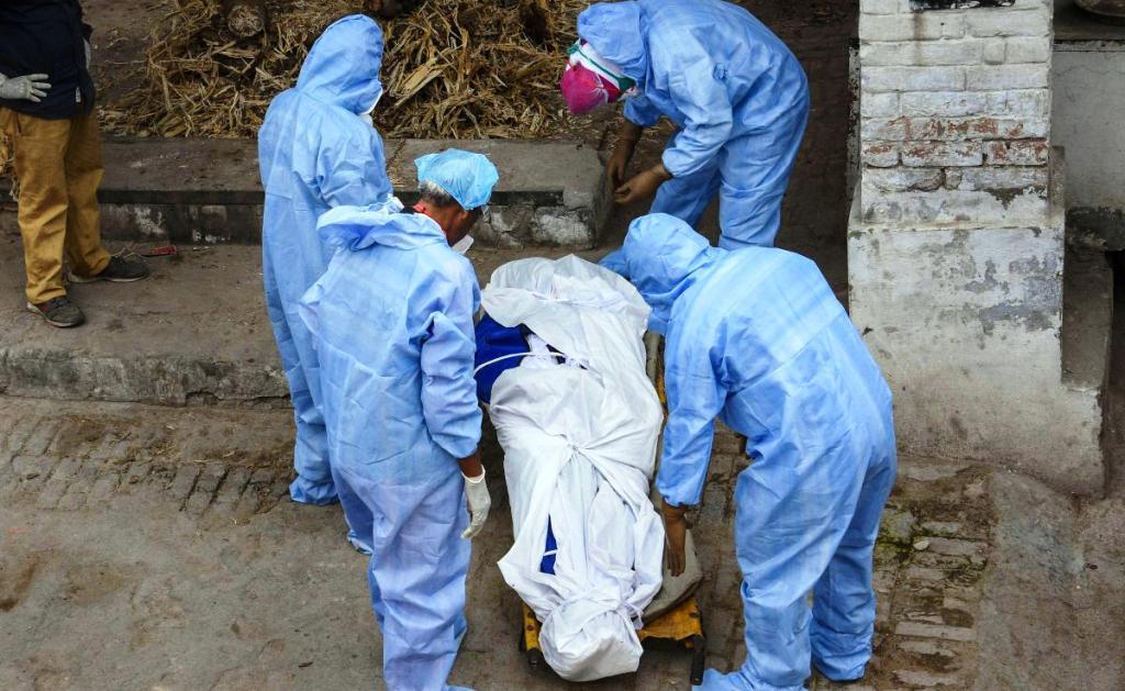 उपचाररत तीन जना कोरोना संक्रमितको मृत्यु