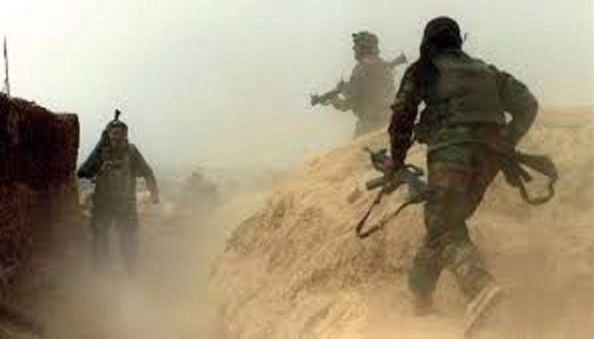 अफगानिस्तानमा भएका विभिन्न सुरक्षा कारबाहीमा परी दश लडाकू मारिए