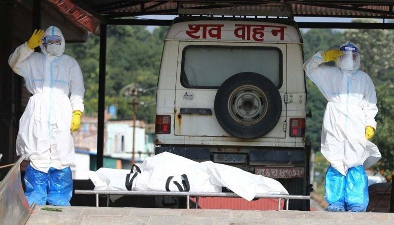 नेपालमा पछिल्लो २४ घण्टामा ५ हजार सात सय २७ कोरोना संक्रमित थपिए, ३३ जनाको निधन