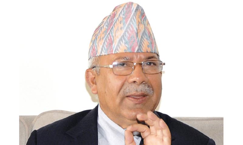 अन्तत: माधव नेपाल आफैले खनेको खाडलमा, एमालेले अघि बढायो कारवाही