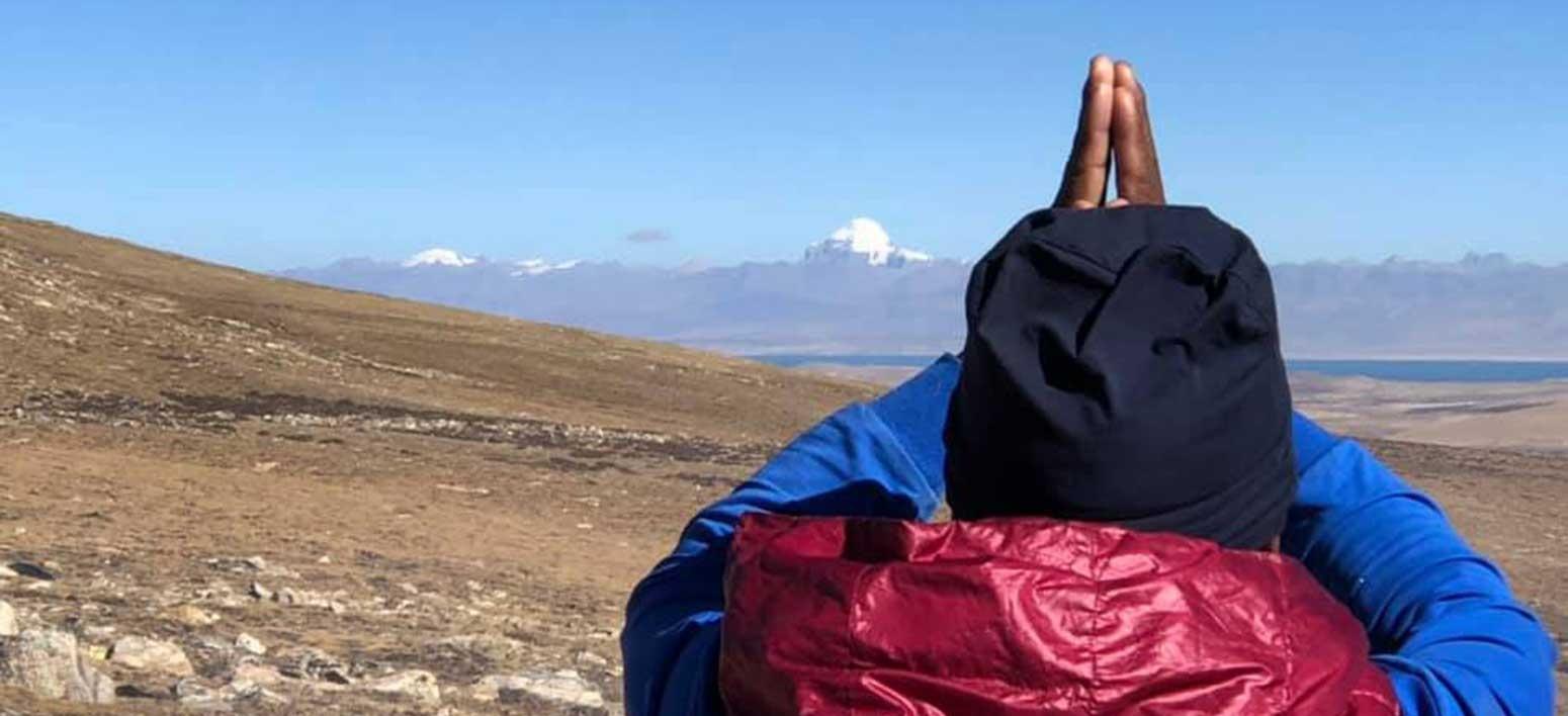 नेपाली भूमि लिमी लाप्चाबाटै मानसरोवर कैलाश दर्शन, भारतीय तीर्थारु हुम्लामा