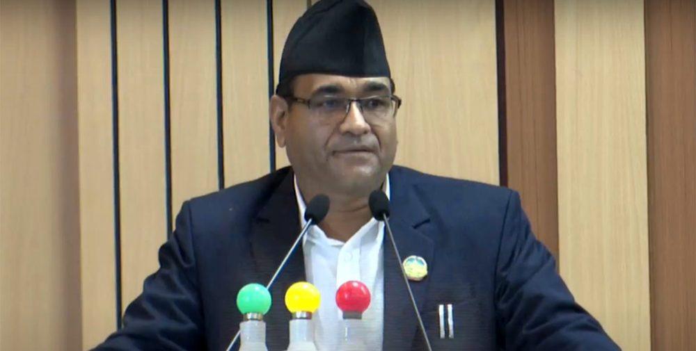 लुम्बिनी प्रदेशको नयाँ मुख्यमन्त्रीमा माओवादी केन्द्रका नेता कुलप्रसाद केसी नियुक्त