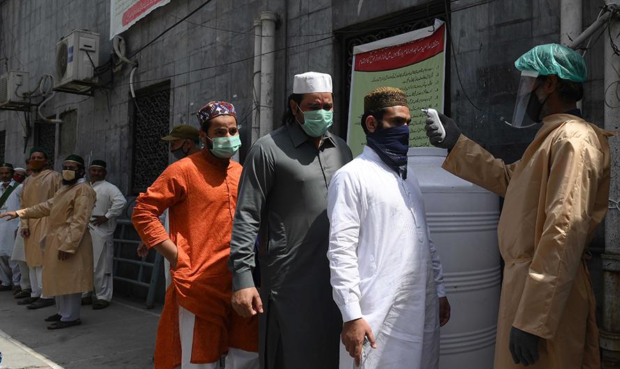 पाकिस्तानमा कोभिड सङ्क्रमितको मृत्यु दर नौ प्रतिशतभन्दा बढी