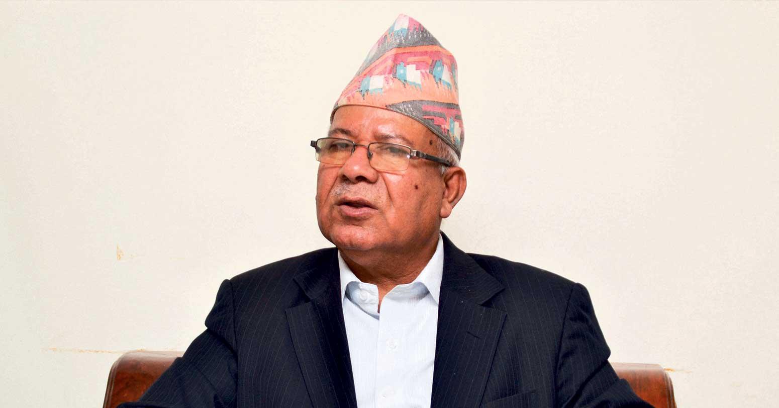 एमालेकाे नेपाल समूहकाे  केन्द्रीय कमिटीको बैठकअघि स्थायी कमिटीको बैठक बस्दै
