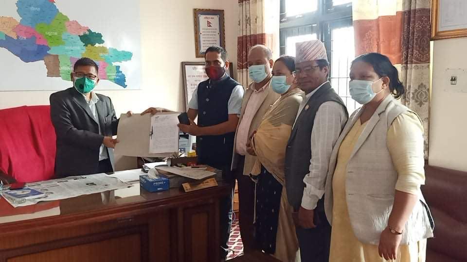 लुम्बिनी प्रदेशका मुख्यमन्त्री पोखरेलविरुद्ध फेरि अविश्वासको प्रस्ताव दर्ता