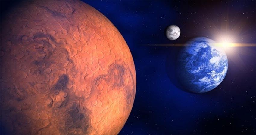मंगलको जोखिमपूर्ण सतहमा उत्रियो नासाको यान, रातो ग्रहबाट तस्बिर पठायो