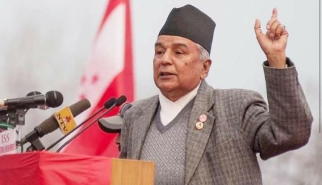 निर्वाचन फोबियाले बर्बराउन थाले रामचन्द्र पौडेल