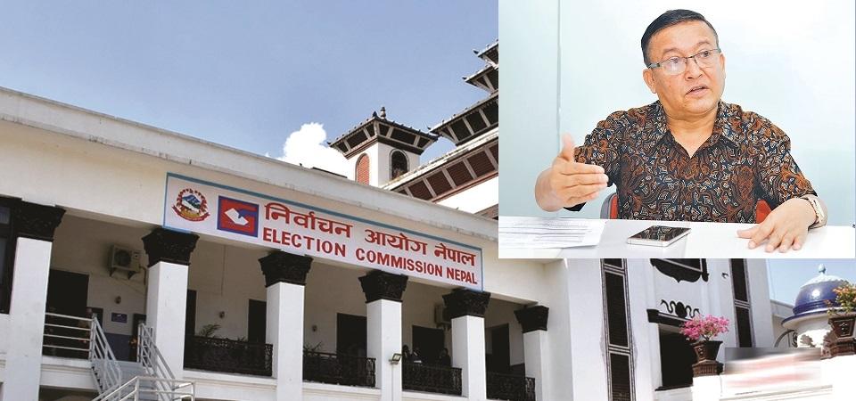चुनाव नहुनुमा निर्वाचन आयोग दोषी, दिनेशको दोहोरो भूमिकाले देश खतरनाक मोडमा