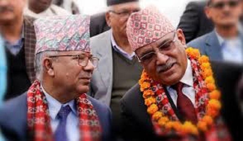 आफ्ना सांसदहरुलाई उपत्यका नछोड्न प्रचण्ड-नेपाल पक्षको निर्देशन