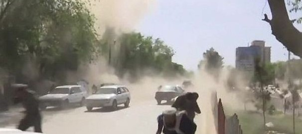 काबुृलमा विस्फोटमा परी  पाँचको मृत्यु