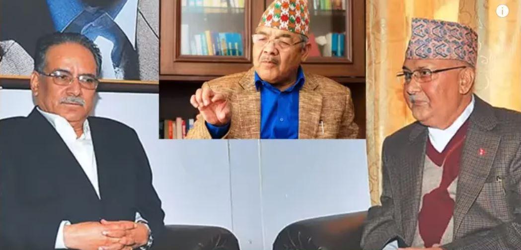 नेकपामा भगौडा जुहारीः वामदेवले दुवै खेमालाई पार्टीको एउटै घरमा फेरि हुल्न सक्लान् ?