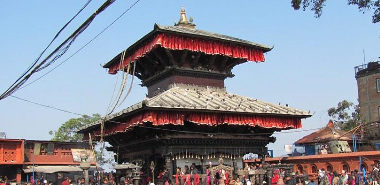 गोरखा स्थीत मनकामना मन्दिरमा दर्शन गर्न आउने दर्शनार्थीको संङख्या बढ्दै