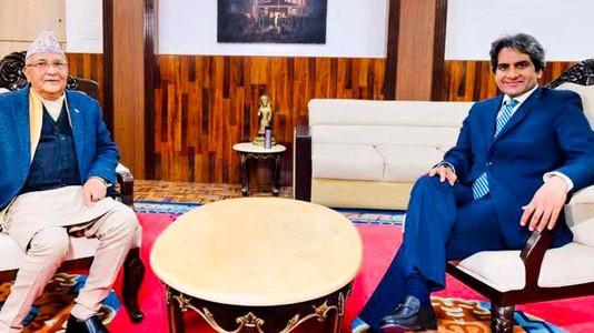 ओलीको एक दाउ, भारतीयको सय दाउ : कमजोर राजनीतिमा विदेशीको डरलाग्दो चलखेल