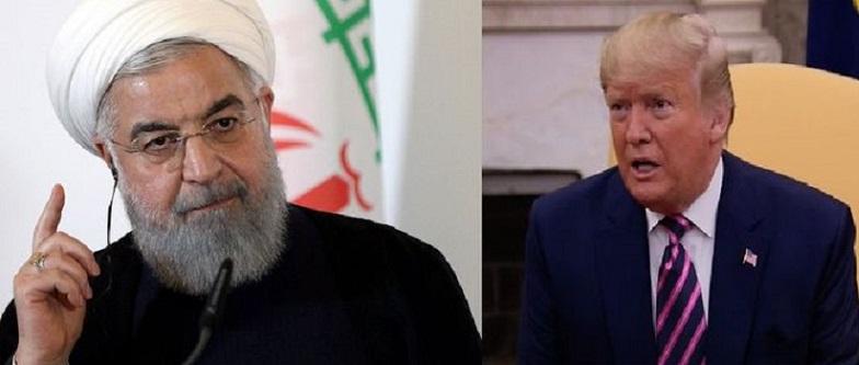 इरानी राष्ट्रपतिद्वारा अमेरिकी राष्ट्रपतिको बिदाइमा स्वागत