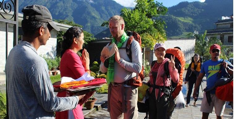 पर्यटक आगमनमा ८० प्रतिशत गिरावट