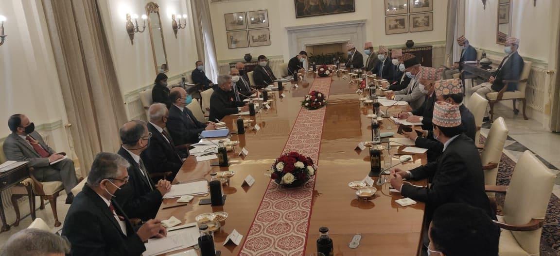 छैठौँ नेपाल भारतको संयुक्त बैठक जारी
