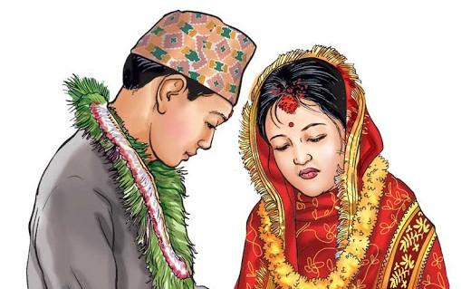 बाल विवाह गर्ने गराउने कार्यमा संलग्न रहेको अभियोगमा ४ जना पक्राउ